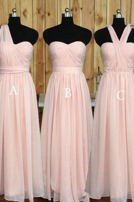 Multi Styles Floor Length Bridesmaid Dresses DW00255 UK5151